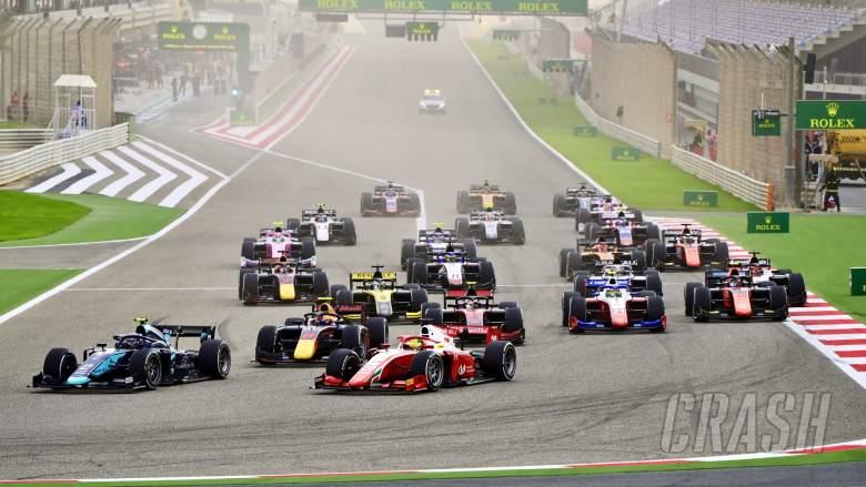 FIA Formula 2 2020 - Sakhir - Hasil Full Sprint Race