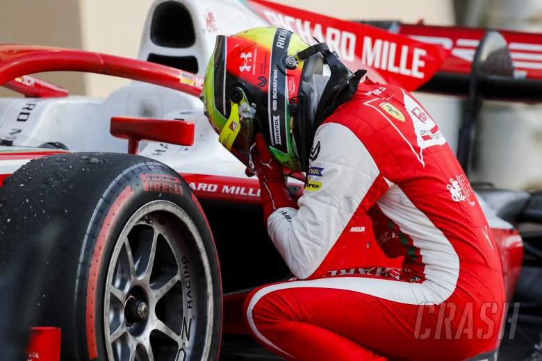 "Mick Schumacher yang terikat F1 ""kewalahan"" untuk mengamankan gelar F2"