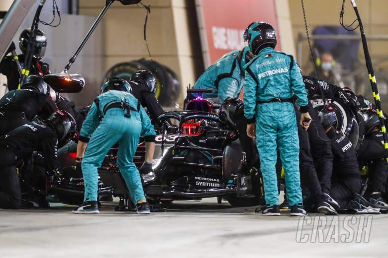 Mercedes F1 team under investigation for 'colossal pit stop f*** up'