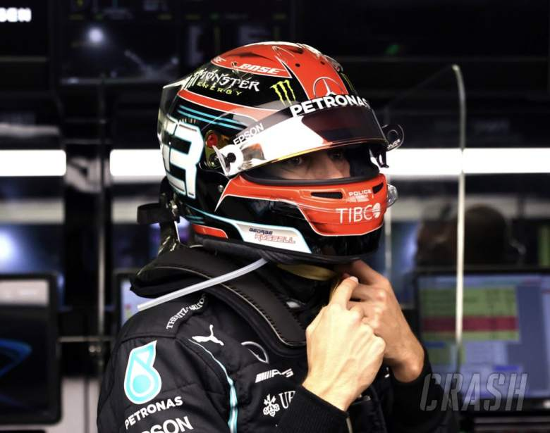 """Losing maiden F1 victory twice in Sakhir GP """"really bloody hurt"""" - Russell"""
