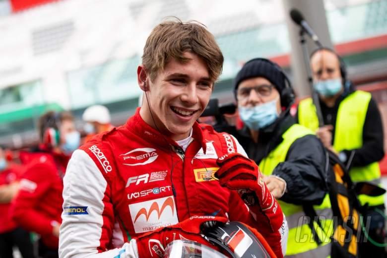 Adik pembalap F1 Ferrari, Leclerc, menyegel kursi Prema F3 pada 2021