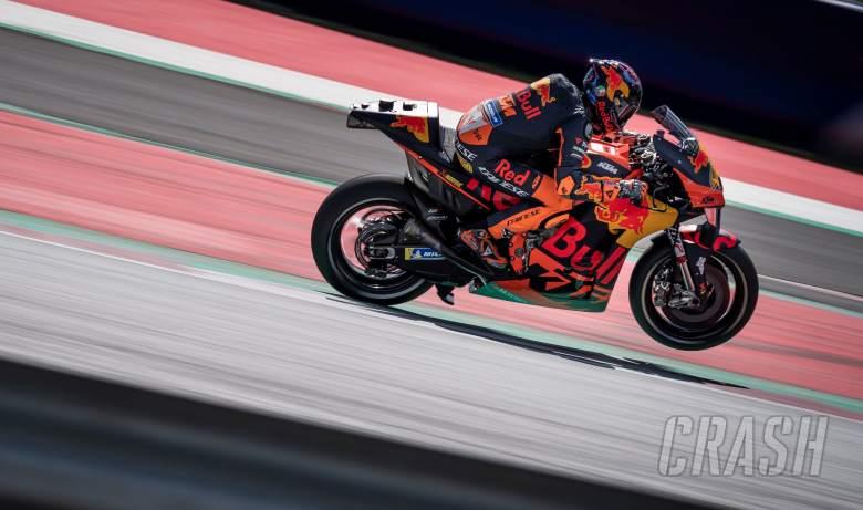 'Wajah tersenyum' saat KTM mengakhiri 'lockdown' MotoGP