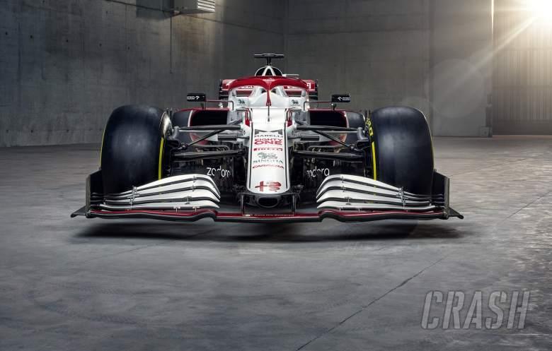 Alfa Romeo spends development tokens on new nosecone for C41 F1 car