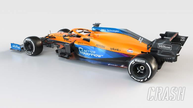 How McLaren has revised its MCL35M to fit Mercedes' F1 engine