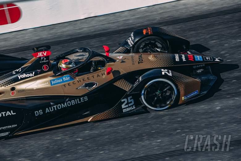 Diriyah E-Prix: Hasil Sesi Kualifikasi Race 1 di Arab Saudi