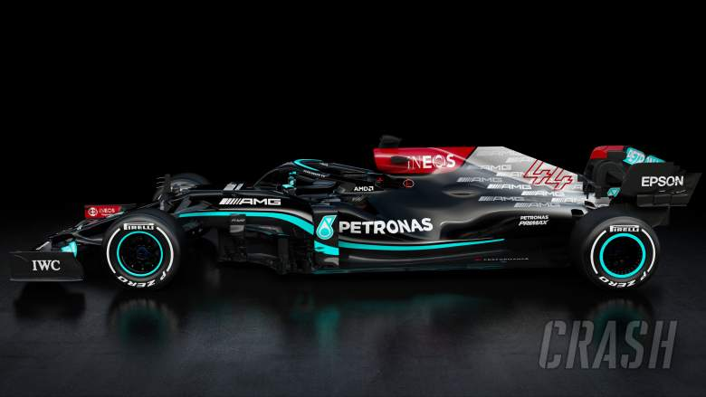 Mercedes deliberately hiding W12 floor development from F1 rivals