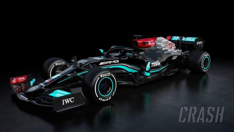 W12 breaks cover as F1 champions Mercedes launch 2021 car