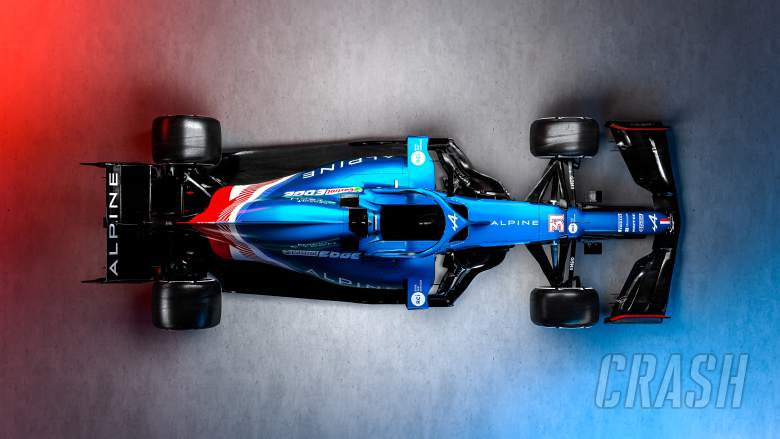 Alpine spends F1 development tokens on rear-end of A521