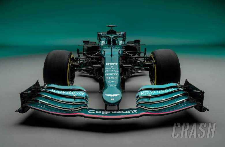 Aston Martin '3-5 years away' from fighting for F1 world titles
