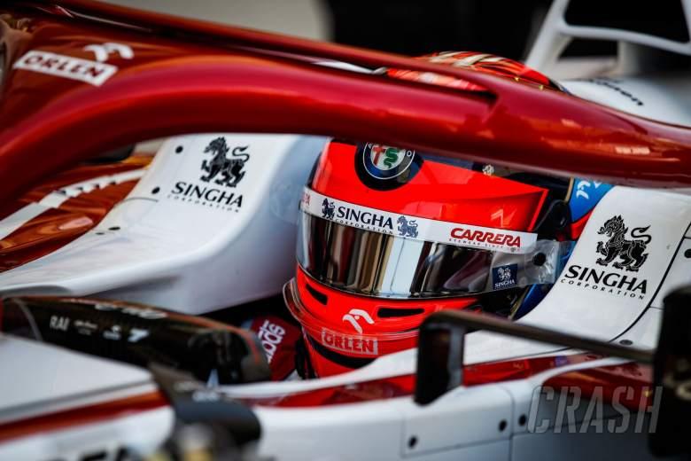 Raikkonen explains bizarre skirmish with Sainz at end of F1 test