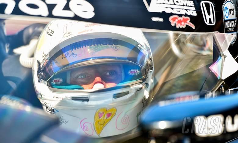 Grosjean has seat fitting ahead of farewell F1 test