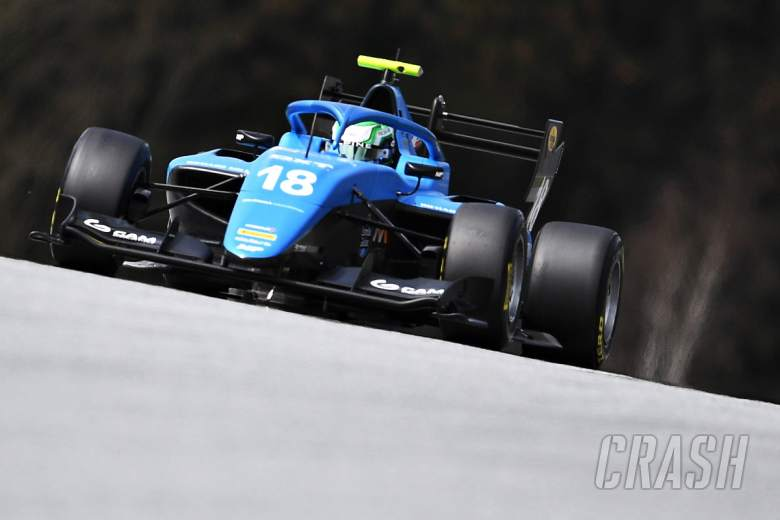 F3 Austria test round-up: Collet breaks track record at the Red Bull Ring