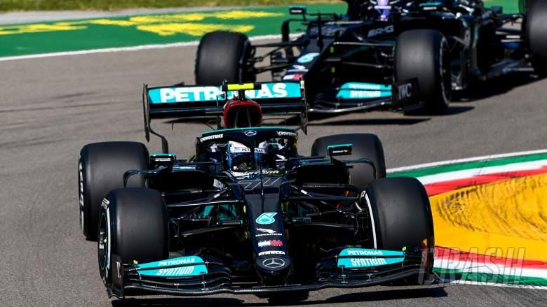 F1 GP Emilia Romagna: Bottas Teratas, Insiden Leclerc Akhiri FP2