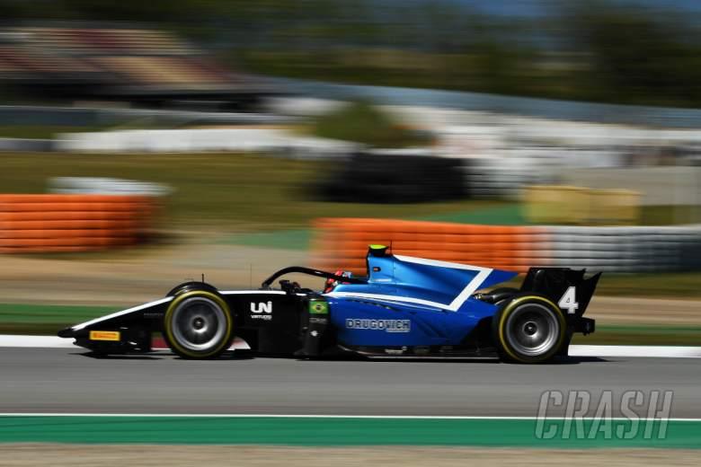 Tes F2 Barcelona: Felipe Drugovich Puncaki Tes Tiga Hari