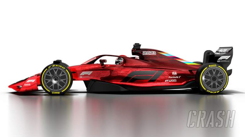 3 mobil, mobil pelanggan, Super F2: Apa alternatif masa depan F1?