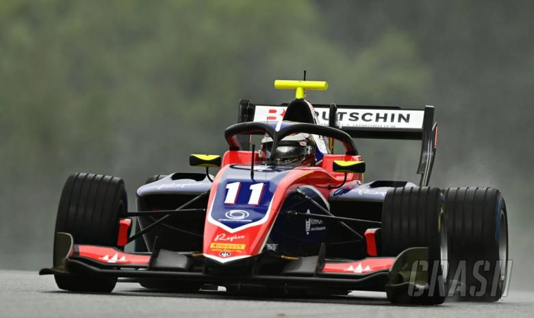 FIA F3 Austria - Qualifying Results