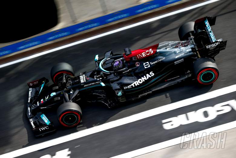 Red Bull convinced Mercedes was forced into Hamilton's F1 engine change