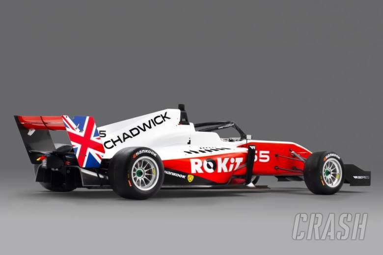 W Series lands Williams F1 title sponsor as first major backer