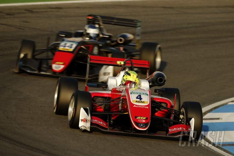 Schumacher clinches F3 title at Hockenheim