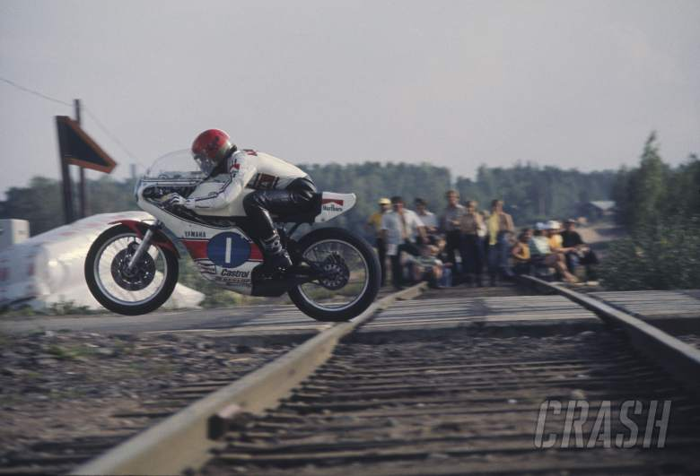 Giacomo Agostini, Yamaha, Finnish Grand Prix, Imatra,