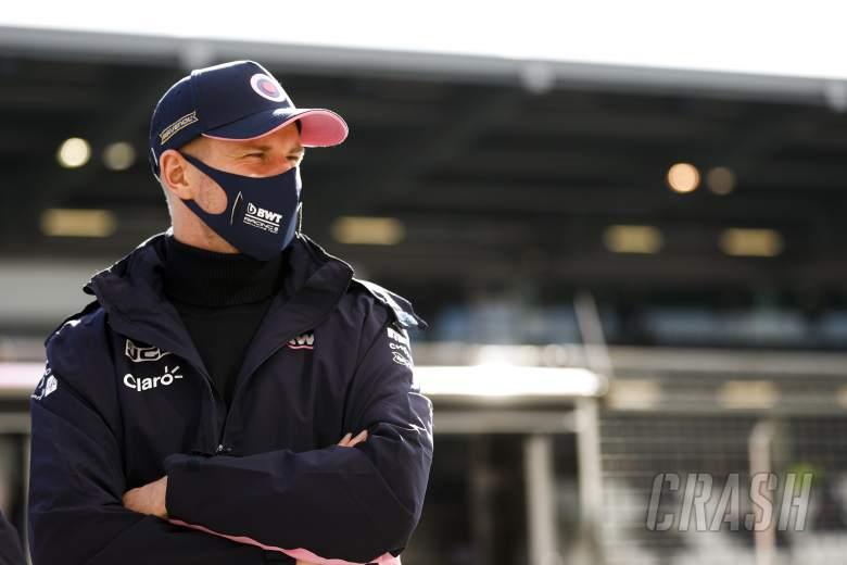 Red Bull memiliki opsi 2021 Nico Hulkenberg sebagai stand-by untuk F1 Eifel GP