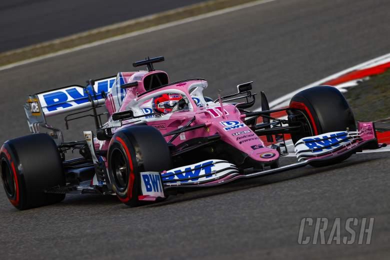 Racing Point menjadi dasar desain mobil F1 2021 di sekitar bagian belakang bergaya Mercedes