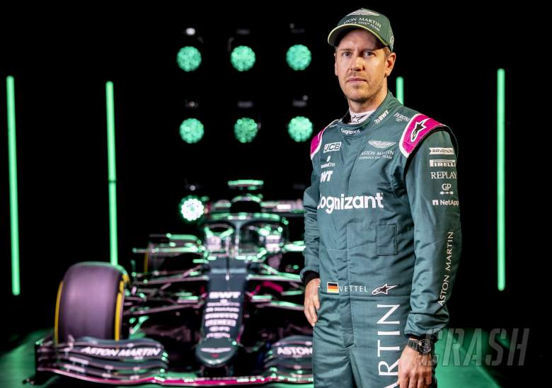 Aston Martin tuning 2021 F1 car to suit Vettel's 'less extreme' driving style