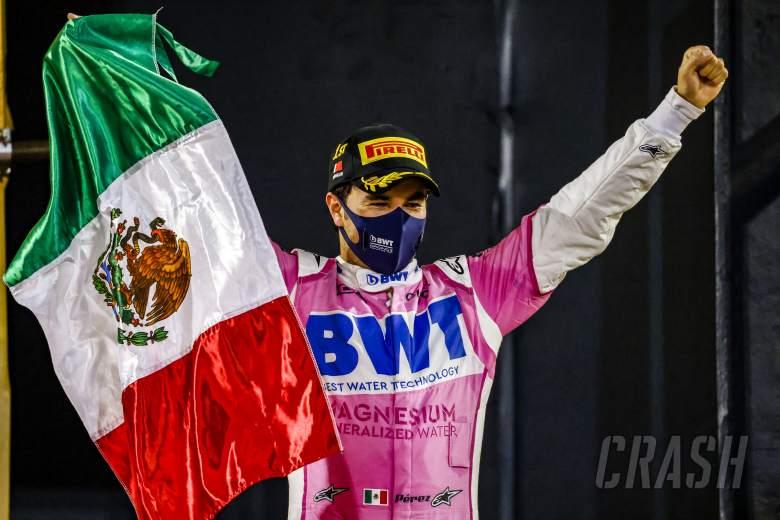 Jadi Pemenang Balapan, Red Bull Sulit Tolak Sergio Perez