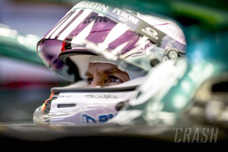 Tertatih di Aston Martin, Sebastian Vettel Enggan Salahkan Dirinya