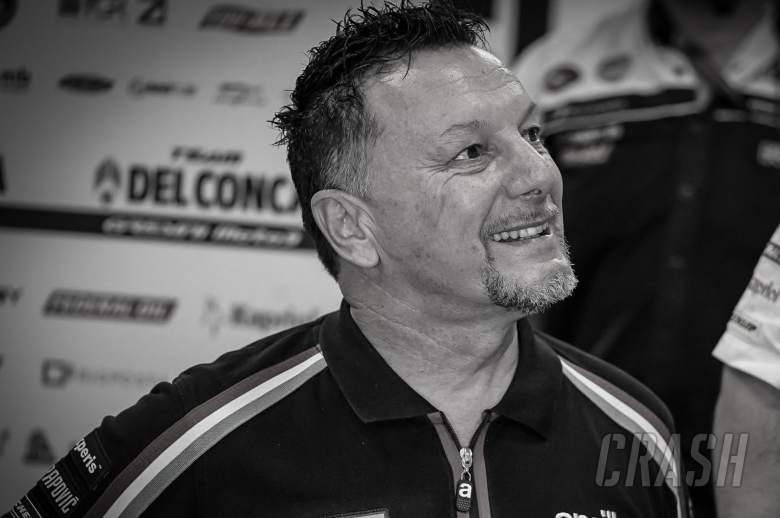 Suzuki on Fausto Gresini: 'We have lost a competitor, a colleague, a friend'