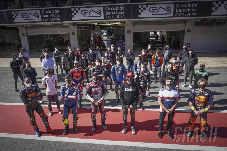 'Like an Official test!' – MotoGP riders descend on Barcelona