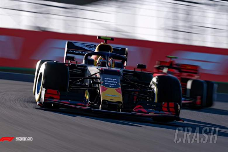 """Albon """"more scared"""" in Virtual GP than real-life F1 race"""