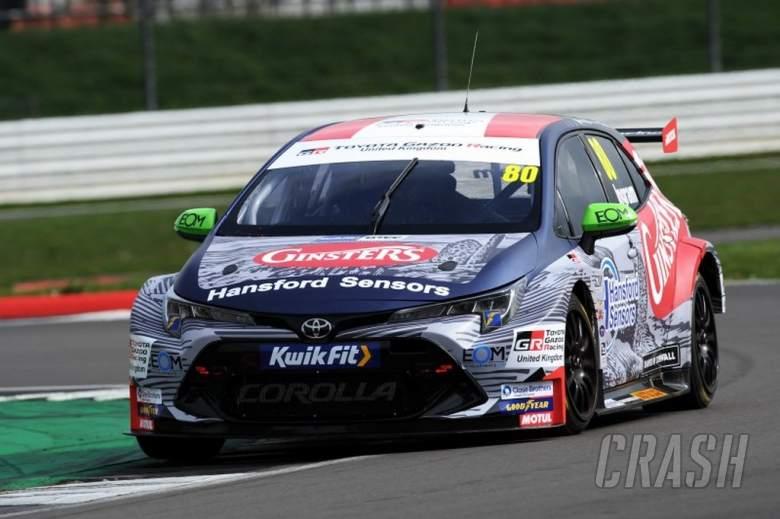 Ingram tops BTCC test at Silverstone