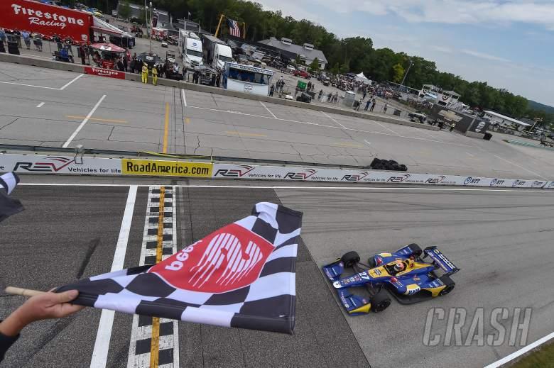 Rev Group Grand Prix di Road America - Hasil Balapan