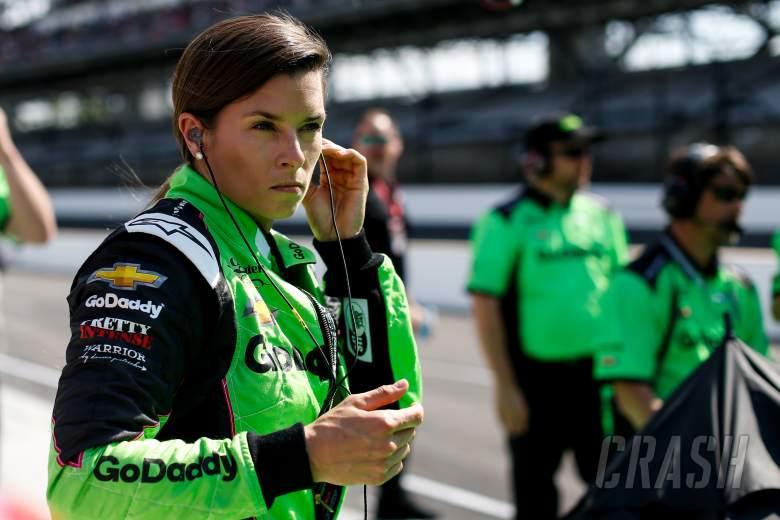 Danica Patrick bergabung dengan NBC Sports untuk siaran Indianapolis 500