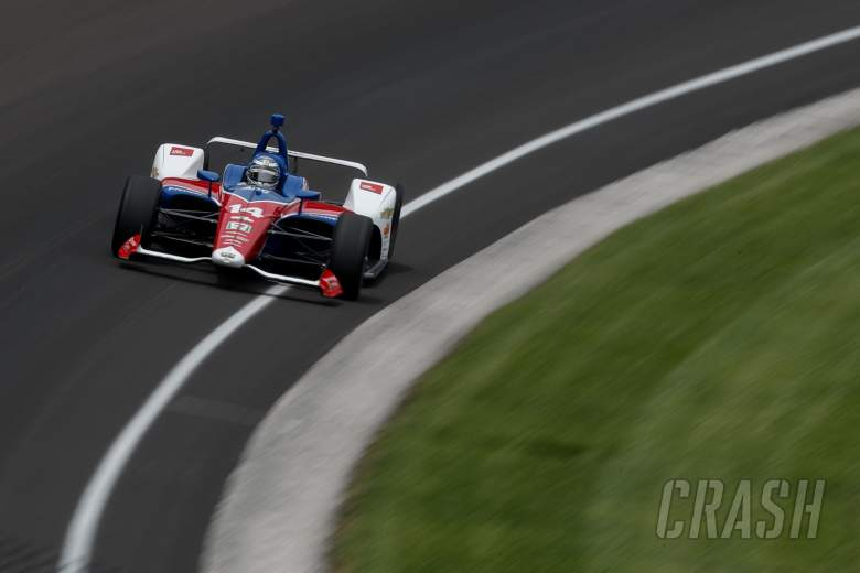 Kanaan tops Carb Day ahead of Indy 500