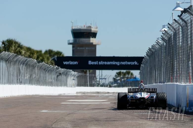 IndyCar Grand Prix of St. Petersburg - Hasil Kualifikasi