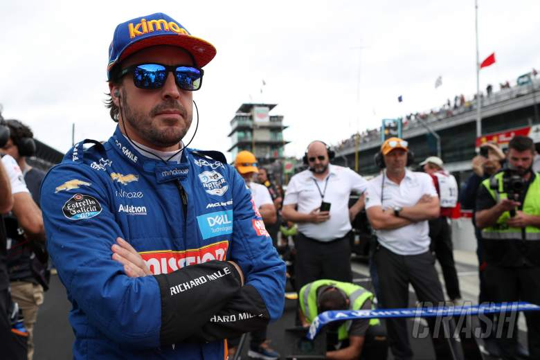 Brown doubts Alonso wants full-time McLaren IndyCar seat