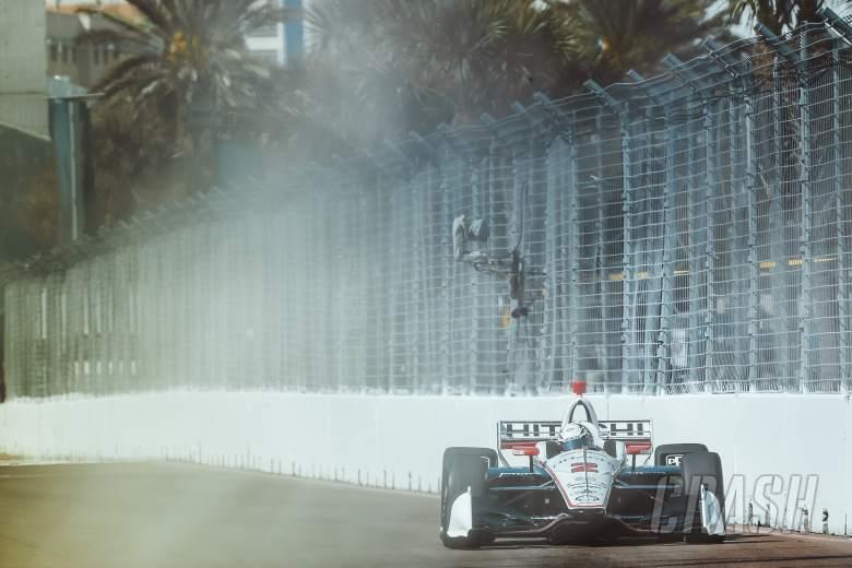Firestone Grand Prix St. Petersburg - Lineup Awal