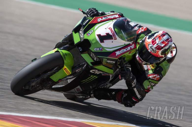 Rea 'super-excited' for first race, 'we were strong' at Aragon last year