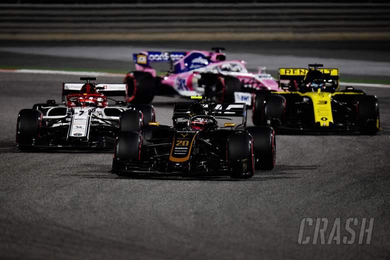 Magnussen: Masalah mobil Haas 2019 terlihat sejak Bahrain