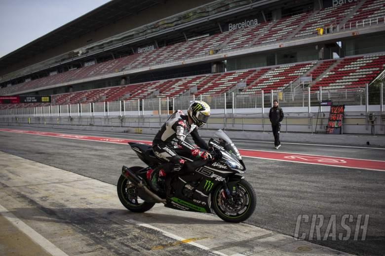 Jonathan Rea, Kawasaki Racing Team, Circuit de Catalunya,