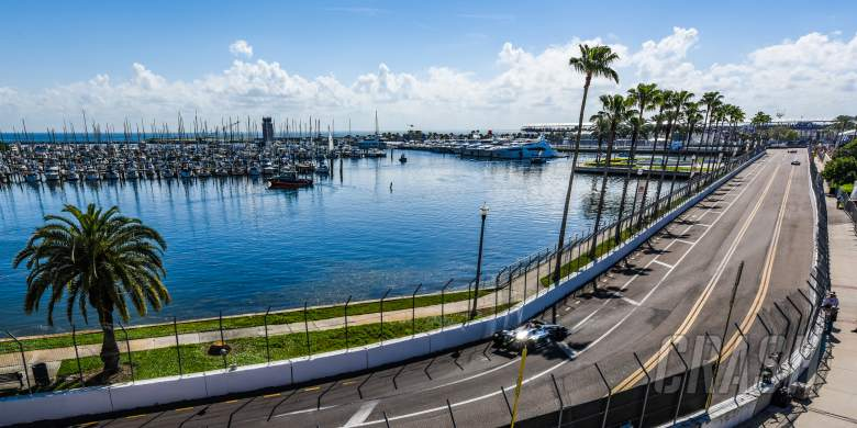 IndyCar Firestone Grand Prix of St Petersburg - Race Results