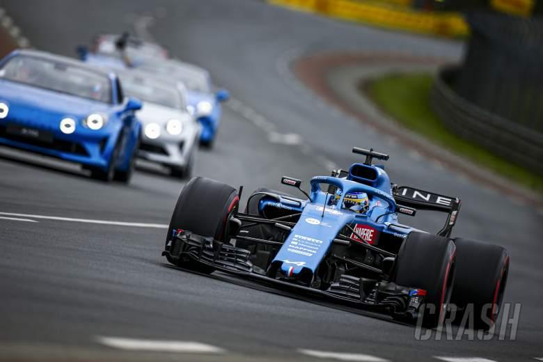 Bisakah F1 balapan di Le Mans? Putusan Alonso setelah putaran demo
