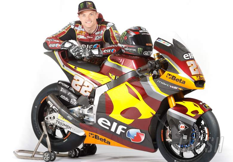 Video: Marc VDS unveil Elf livery, Lowes 'we have to stay on our toes'
