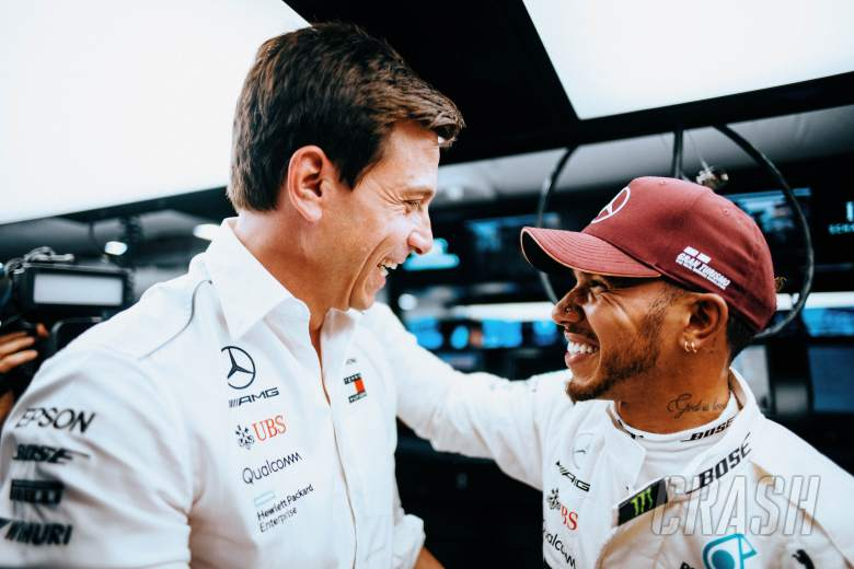 Wolff: Hamilton yang terbaik yang pernah dia alami di 2018