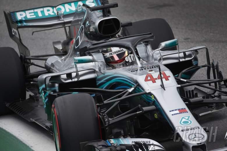 FIA considers Mercedes F1 wheel design matter 'settled'