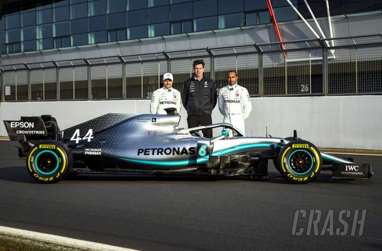 Mercedes confirms launch date for 2020 F1 car