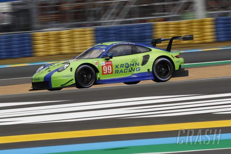 Dempsey-Proton Racing to build up spare car after Krohn crash
