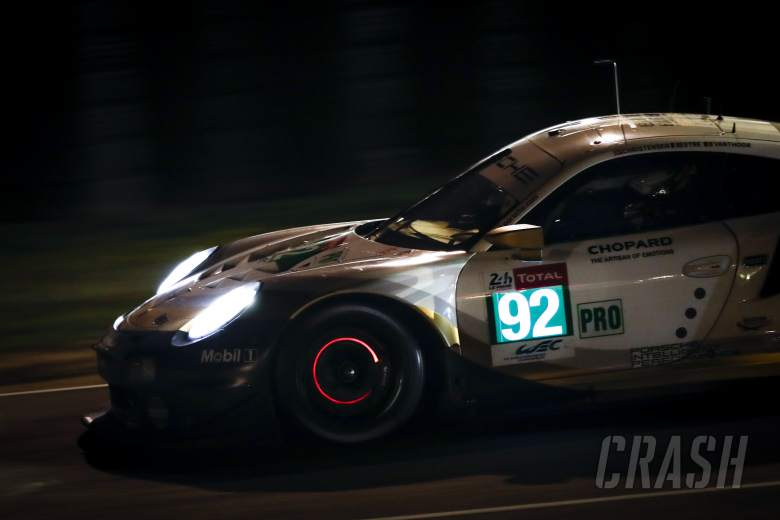 24 Hours of Le Mans - Hour 9 Results